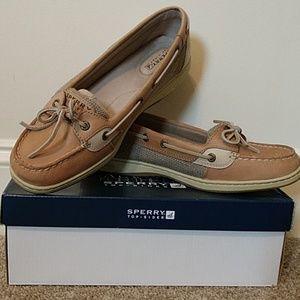 """SPERRY Topsiders Size 10 """"Angelfish"""""""